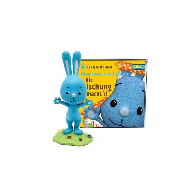 TONIES 10000371 - Hörbuch - Kikaninchen, Die Mischung macht's!