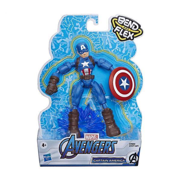 HASBRO E7869 - Marvel Avengers - CAPTAIN AMERICA