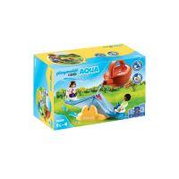 PLAYMOBIL 70269 - 1.2.3 AQUA - Wasserwippe mit Gießkanne