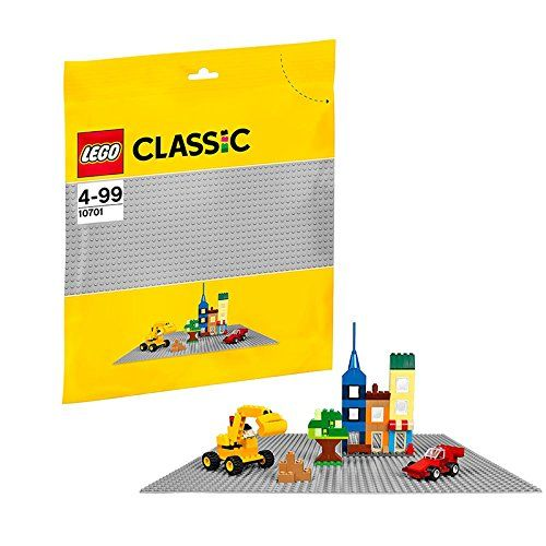 LEGO 10701 - Classic - Graue Grundplatte