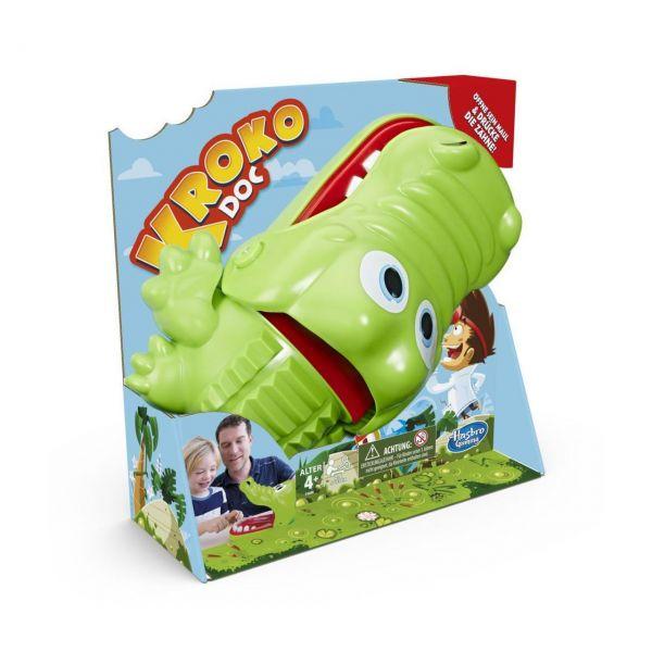 HASBRO E4898 - Kinderspiel - Kroko Doc