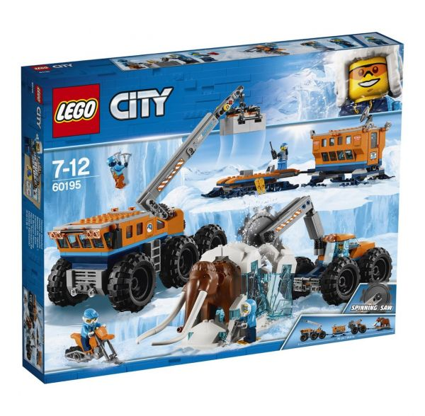 LEGO 60195 - City - Arktis-Forschungsstation