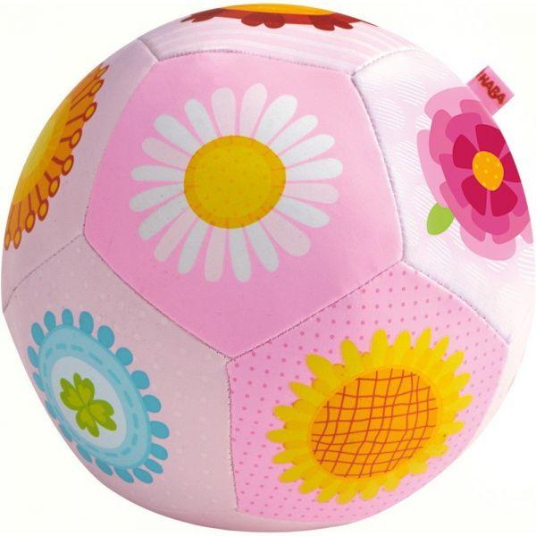 HABA 302481 - Baby-Ball - Blumenzauber