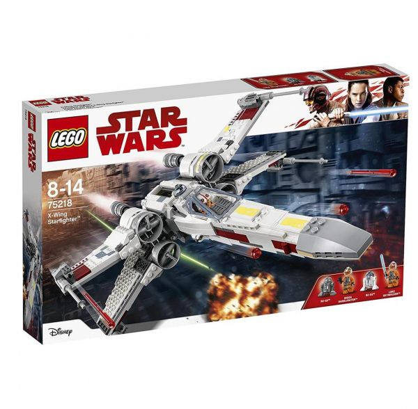 LEGO 75218 - Star Wars - X-Wing Starfighter