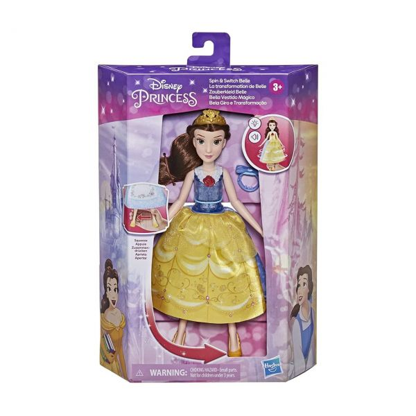 HASBRO F1540 - Disney Princess - Zauberkleid Belle