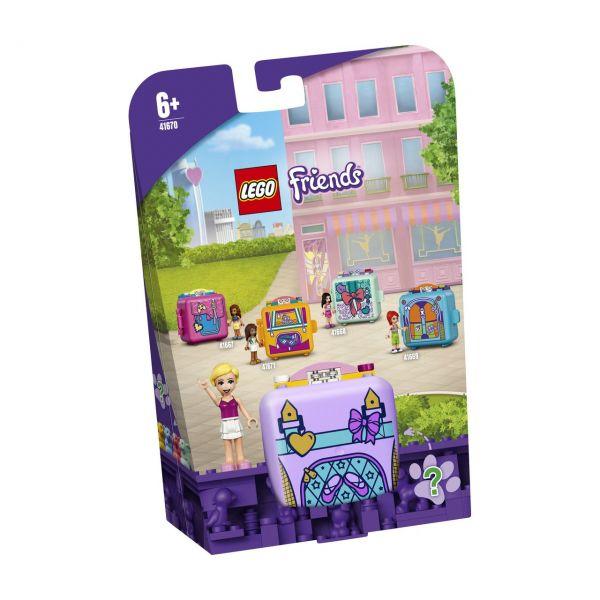 LEGO 41670 - Friends Magische Würfel - Stephanies Ballett-Würfel