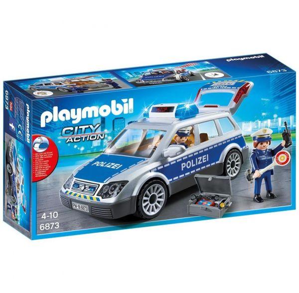 PLAYMOBIL 6873 - City Action Polizei - Polizei-Einsatzwagen