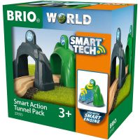 BRIO 33935 - Smart Tech - Action Tunnel