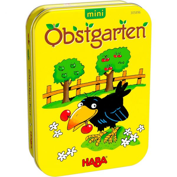 HABA 305896 - Kinderspiel - Obstgarten mini