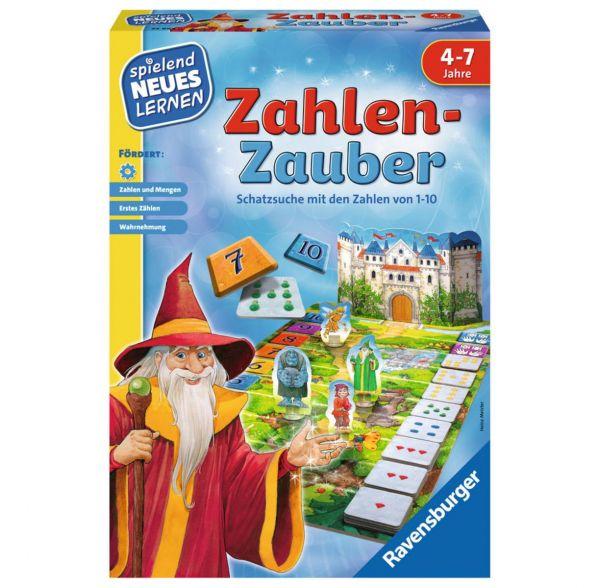 RAVENSBURGER 24964 - Spielend neues Lernen - Zahlenzauber