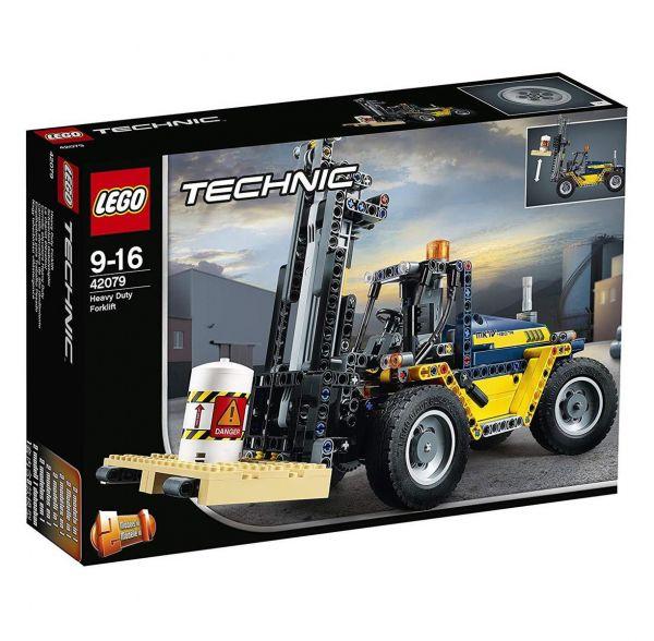LEGO 42079 - Technic - Schwerlast-Gabelstapler