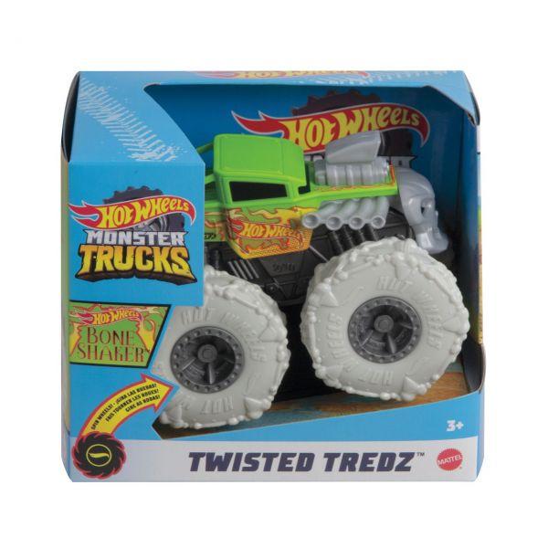 MATTEL GVK38 - Hot Wheels - Monster Trucks 1:43, Bone Shaker