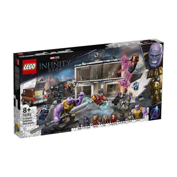 LEGO 76192 - Marvel Super Heroes™ - Avengers: Endgame – Letztes Duell