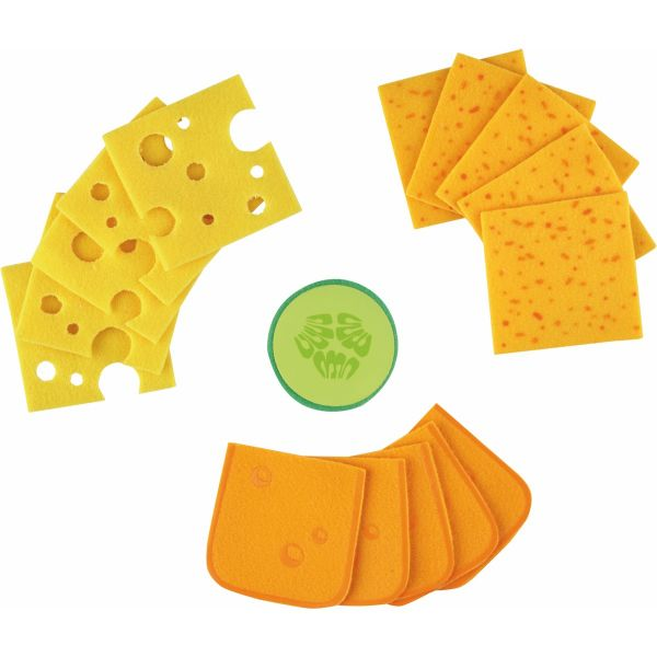 HABA 304106 - Biofino - Käsescheiben