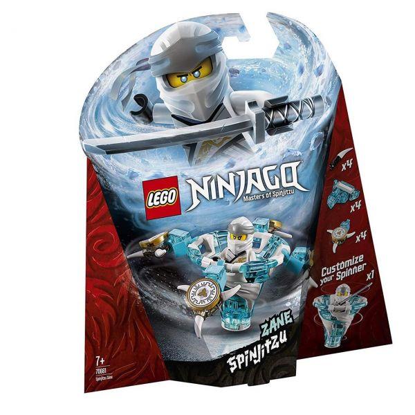 LEGO 70661 - Ninjago - Spinjitzu Zane