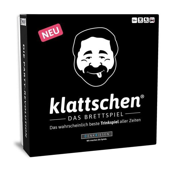 DENKRIESEN FV2000 - Brettspiel - klattschen®