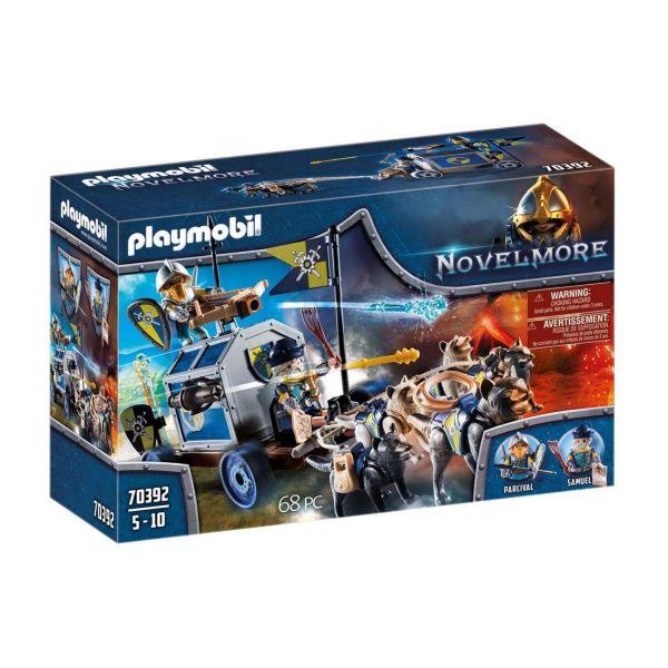 PLAYMOBIL 70392 - Novelmore - Schatztransport