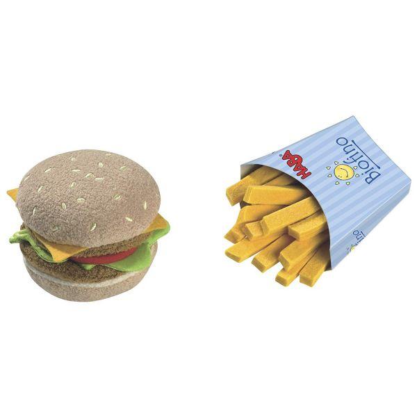 HABA 1475 - Biofino - Hamburger mit Pommes