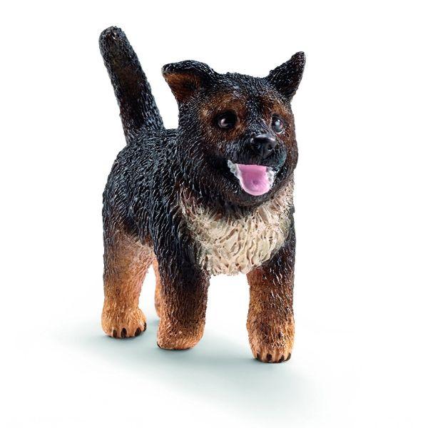 SCHLEICH 16832 - Farm World - Schäferhund Welpe
