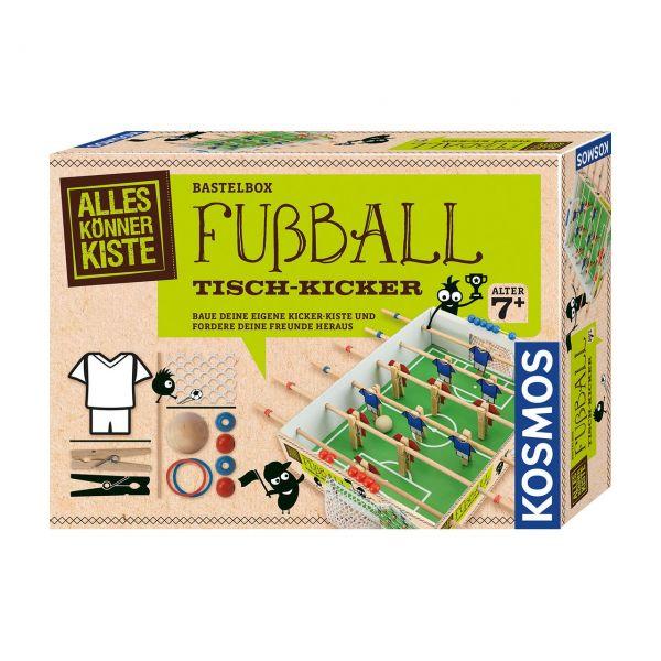 KOSMOS 604479 - Alles Könner Kiste - Fußball Tisch-Kicker
