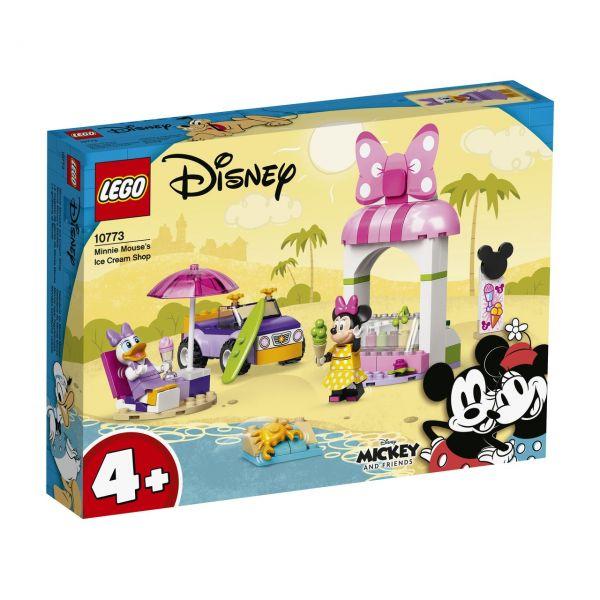 LEGO 10773 - Disney Mickey and Friends - Minnies Eisdiele