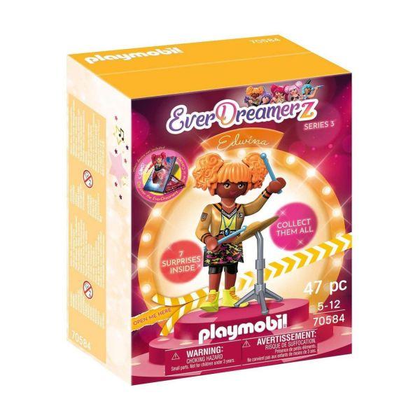 PLAYMOBIL 70584- EverDreamerz - Edwina, Music World