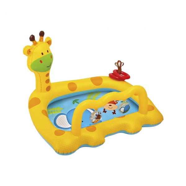 INTEX 57105NP - Planschbecken - Baby Pool Smiley Giraffe