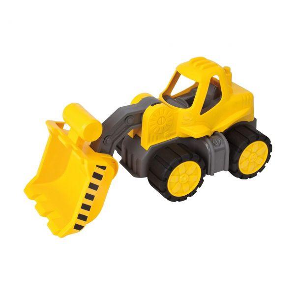 BIG 800056837 - Gartenspielzeug - Power-Worker, Radlader