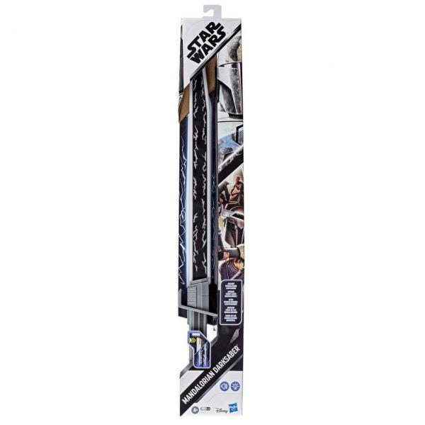 HASBRO E9350 - Star Wars - Mandalorianer Dunkelschwert Lichtschwert