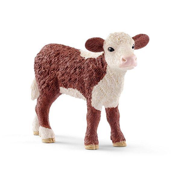 SCHLEICH 13868 - Farm World - Hereford Kalb
