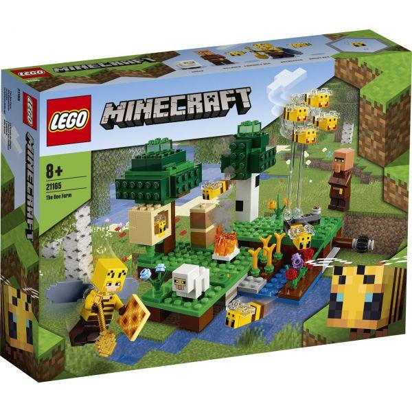 LEGO 21165 - Minecraft™ - Die Bienenfarm