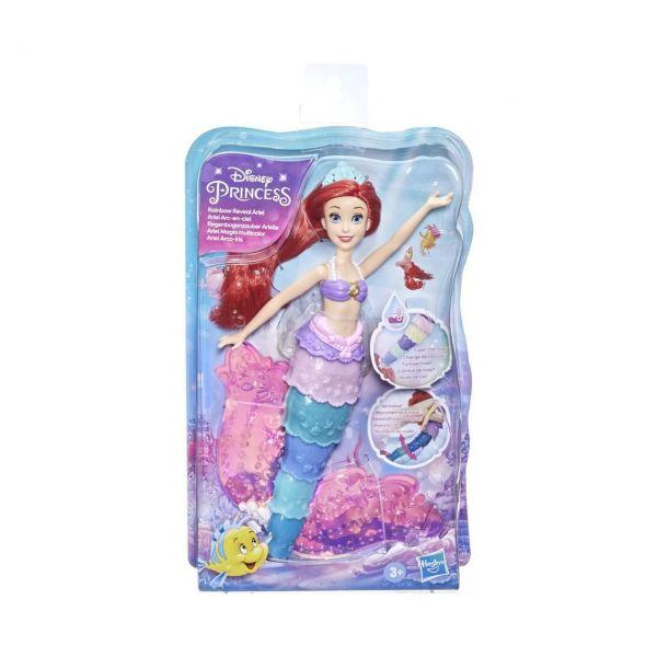 HASBRO F0399 - Disney Prinzessin - Regenbogenzauber Arielle