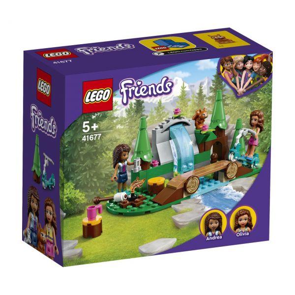 LEGO 41677 - Friends - Wasserfall im Wald