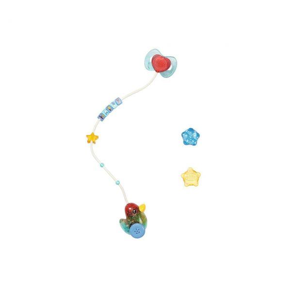 ZAPF 830017 - BABY born® - Happy Birthday Interactive Magic Schnuller, 43cm